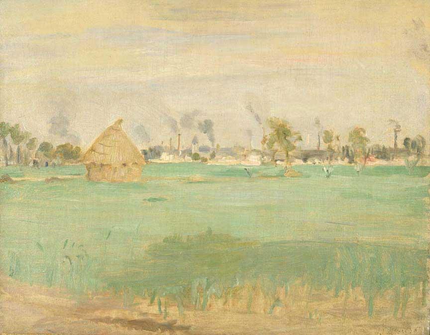 Landscape at Gennevilliers
