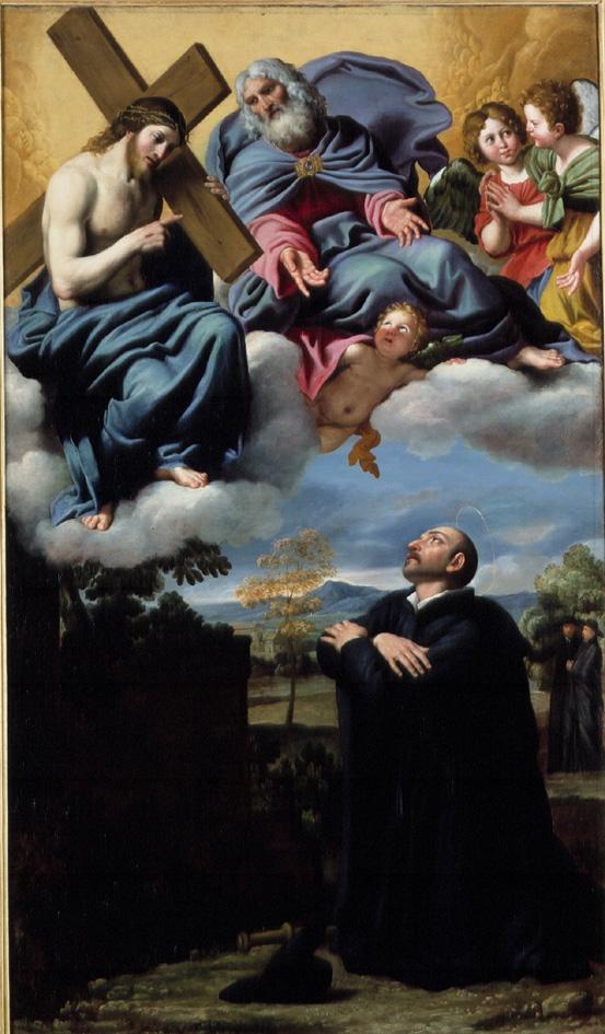 The Vision of St. Ignatius
