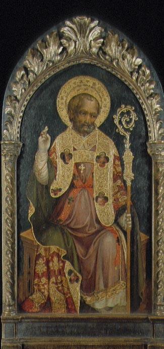 A Bishop-Saint