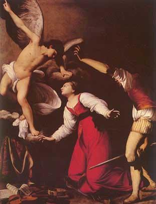 The Martyrdom of Saint Cecilia