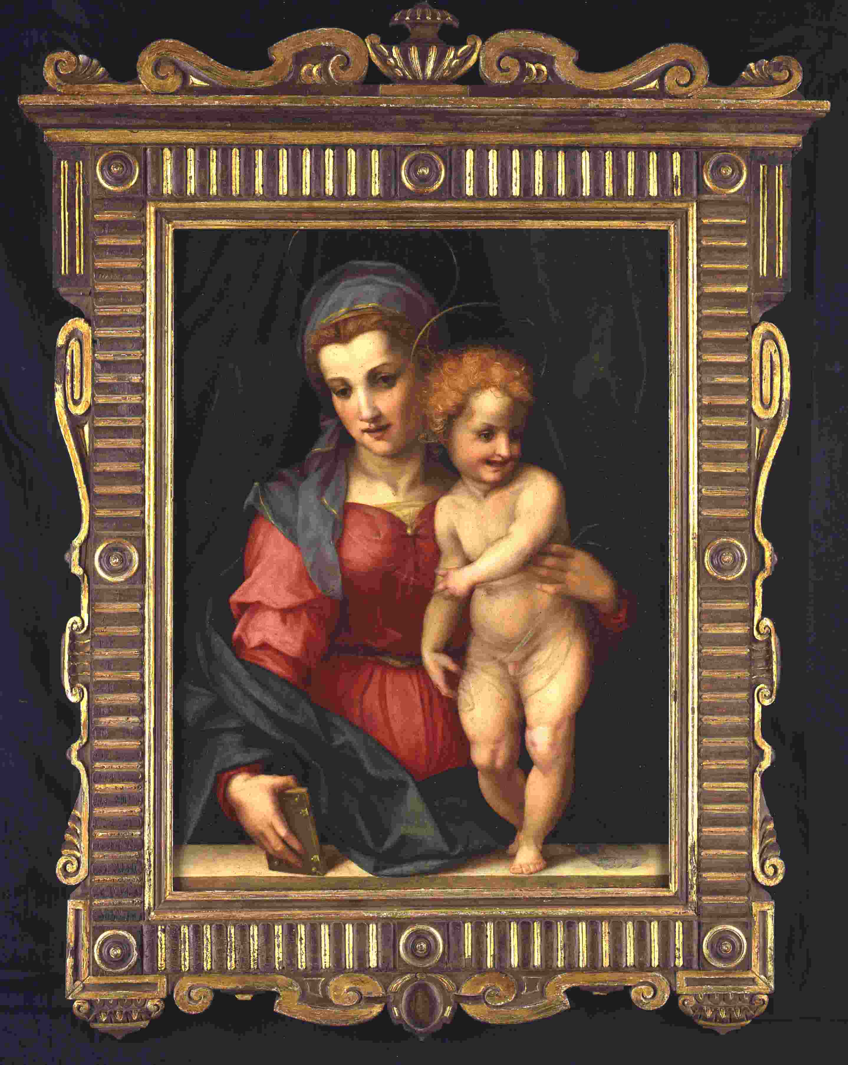 Virgin and Child c. 1516