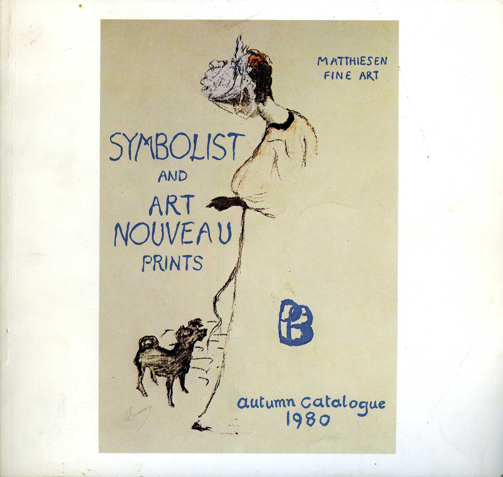 1980-Symbolist and Art Nouveau Prints-Autumn Catalogue.