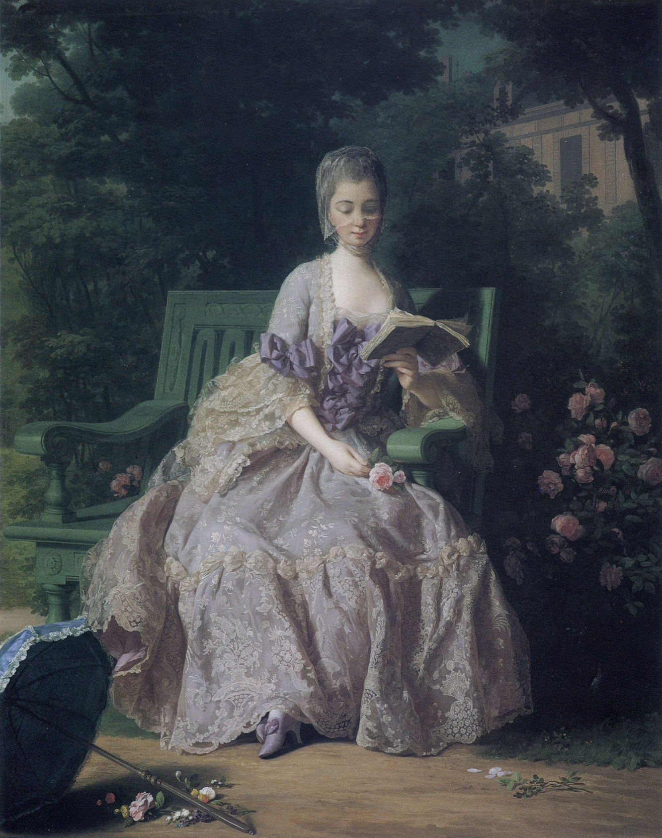 The Princess of Lamballe