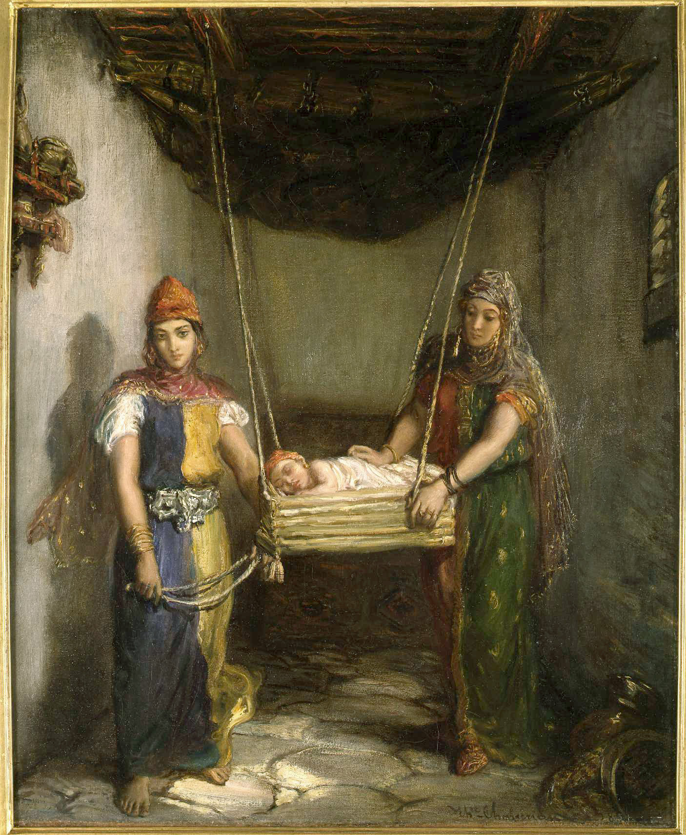 Two Jewish Women of Constantine