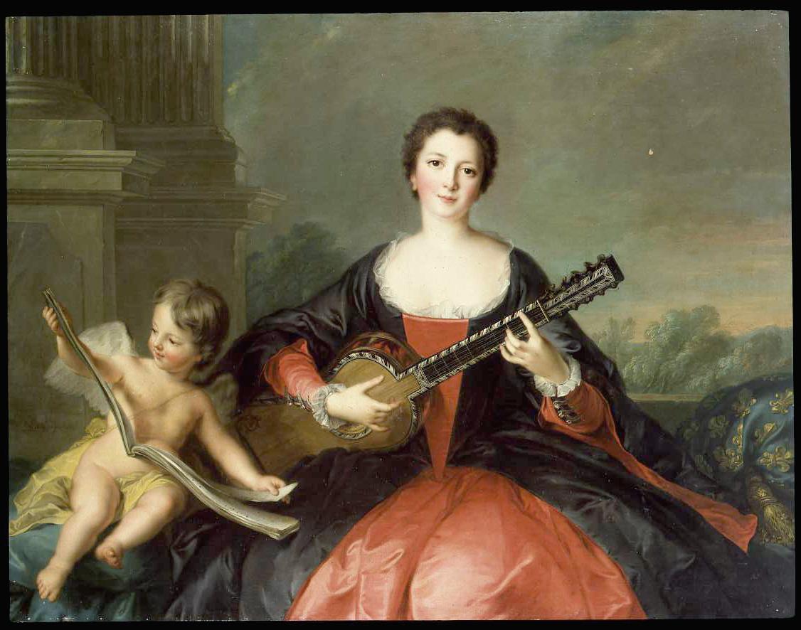 Mlle de Charolais, Loise-Anne de Bourbon