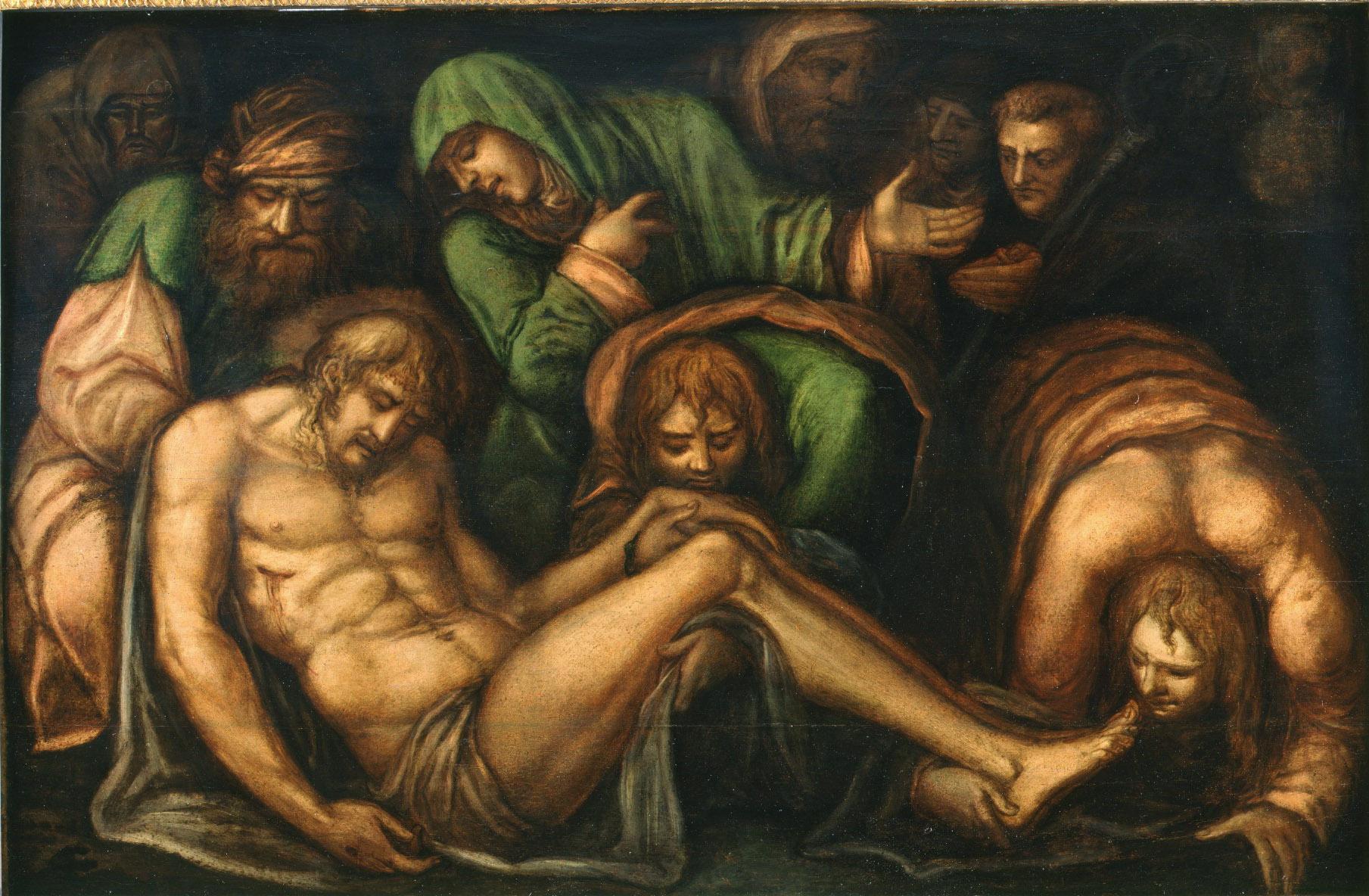 The 'La Lignamine' Crucifixion