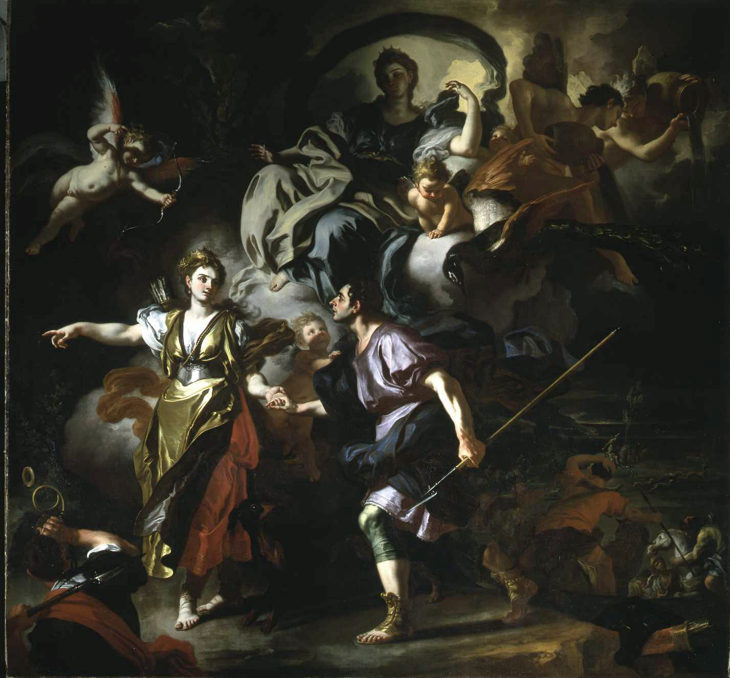 The Royal Hunt of Dido and Aeneas