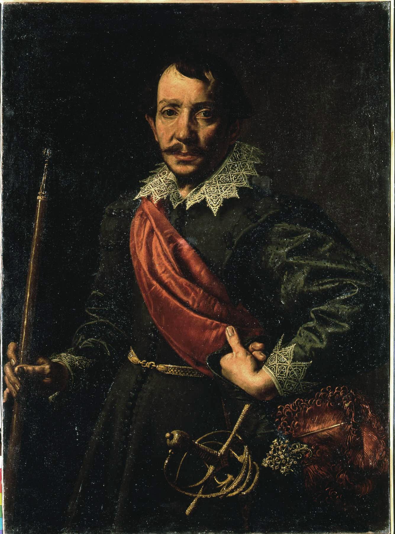 Portrait of a Gentleman [Signor Nazzari?]