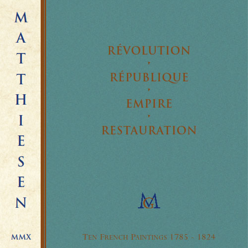 2010-Révolution, République, Empire, Restauration.