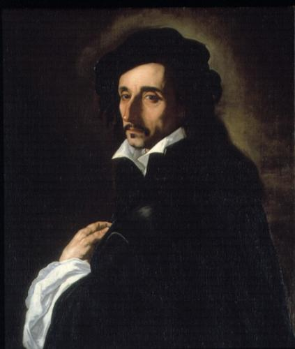 Portrait of Salvator Rosa (?)